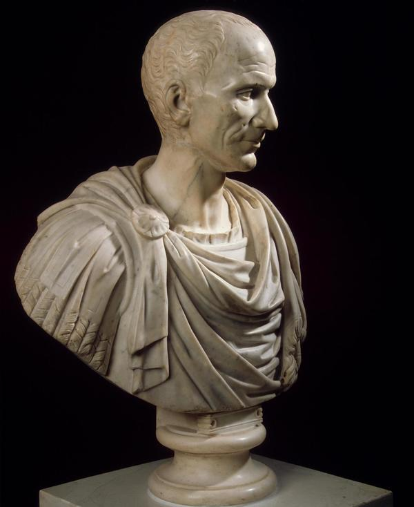 Medium Julius Caesar (scan the world) 3D Printing 100172