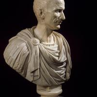 Small Julius Caesar (scan the world) 3D Printing 100172