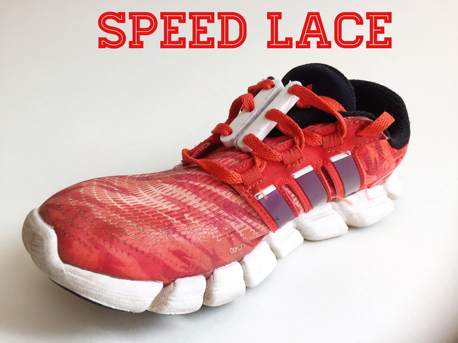 Speed Lace 3D Print 100262