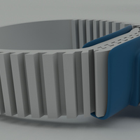 Small UTil - Assistance Oriented Elastic Belt 3D Printing 100455