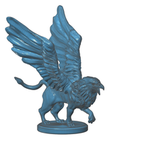 Small Griffin 3D Printing 100618