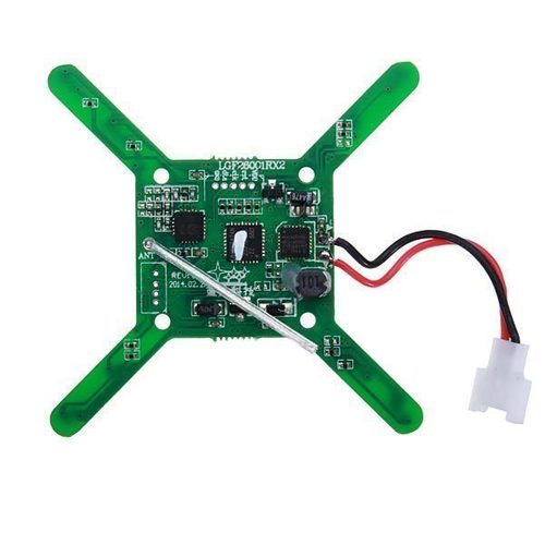 Replacement frame WLtoys JJRC 1000 + passing motors 8 mm 3D Print 100967