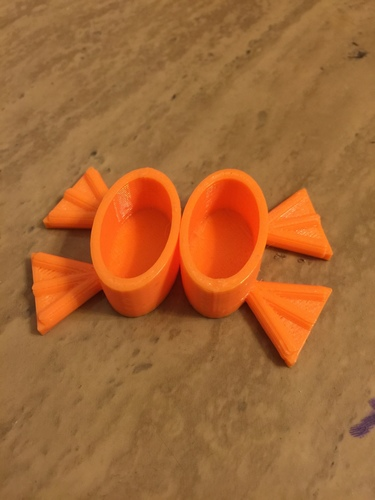 Lighter Feet - Duck 3D Print 101156