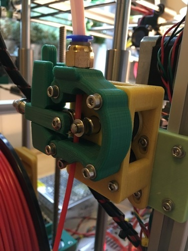 Upgrades for Ultimaker 2 Clone with RAMPS 1.4 ver1.01 3D Print 101246