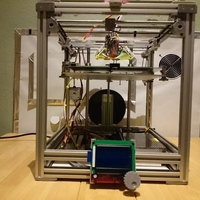 Small Ultimaker 2 Clone  + Ramps 1.4 = Cheap and Cheerful!  3D Printing 101265