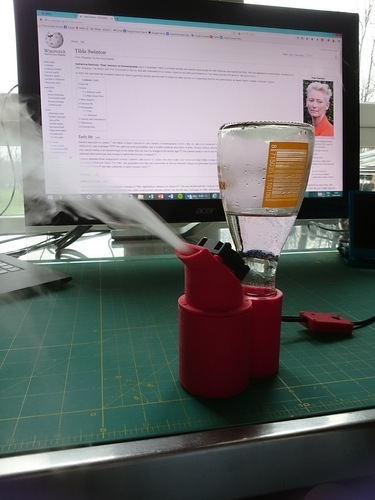 Mini Desktop Humidifier  3D Print 101316