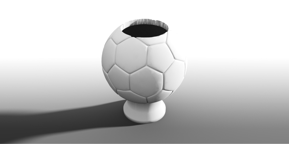 Soccer Ball Storage