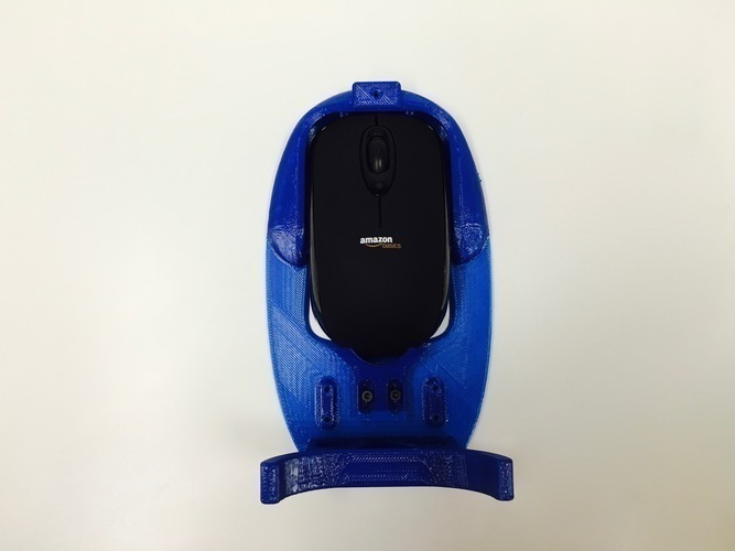 Accessible Wireless Mouse 3D Print 101603