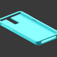 Small OnePlus 3 Case 3D Printing 101681