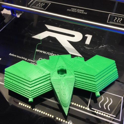 Space Fighter 3D Print 101775