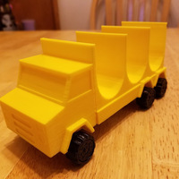 Small Taco Truck 3D Printing 101778