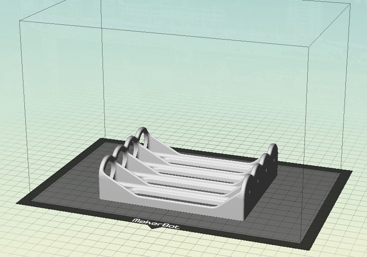 Toothbrush Holder 3D Print 101841