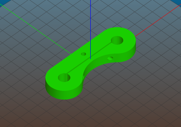 G2s Smooth Rod Bracket 3D Print 101877