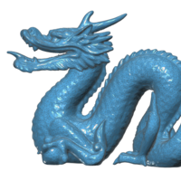 Small Dragon 2 3D Printing 102119