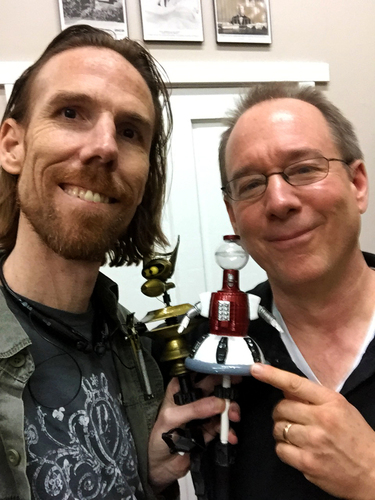Tom Servo Figure 3D Print 102232