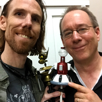 Small Tom Servo Figure 3D Printing 102232