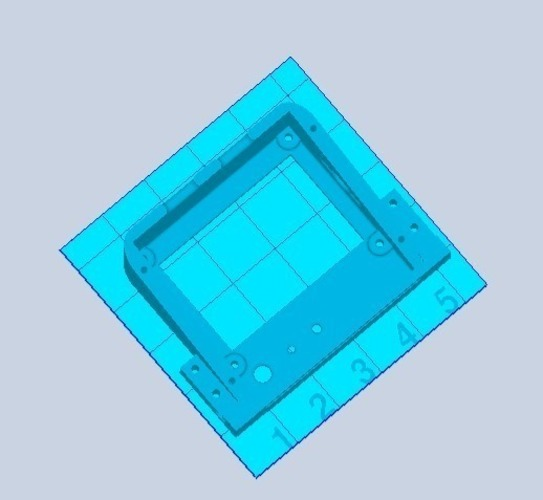 Full_Graphic_Smart_LCD-BoxEssential. for Prusa I3 Printable Fram 3D Print 102397