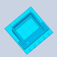 Small Full_Graphic_Smart_LCD-BoxEssential. for Prusa I3 Printable Fram 3D Printing 102397