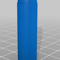 Small  Dan Wesson Airsoft Shotgun Shell 3D Printing 102703