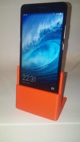 Huawai Honor 5X Phone Charging Dock 3D Print 102848
