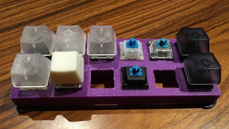 Simple MX Switch Tester (Cherry, Gateron..) 3D Print 102915