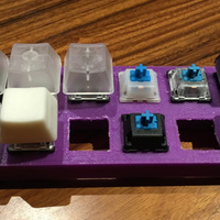 Small Simple MX Switch Tester (Cherry, Gateron..) 3D Printing 102915