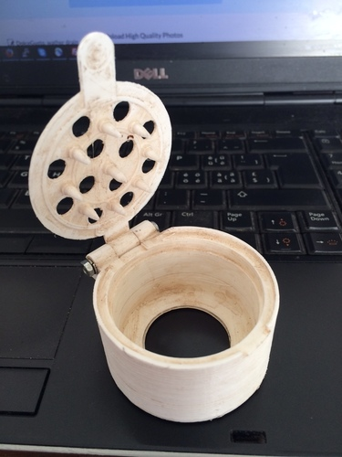 DolceGusto Caps, water drain 3D Print 102963