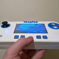 Small Vangpad - Game console 3D Printing 103150