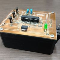 Small REMOTE ACTIVATED PRANK BOX 3D Printing 103227