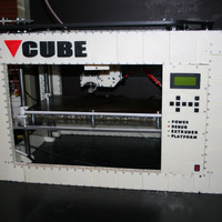 Small CUBE -The 3D printed 3D printer 3D Printing 103272