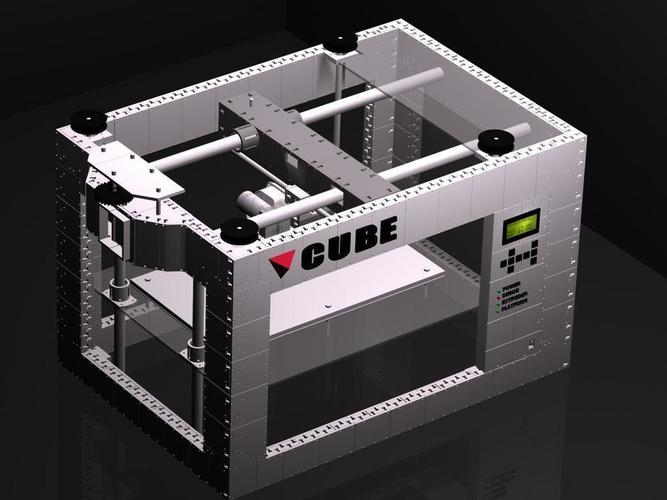 CUBE -The 3D printed 3D printer 3D Print 103275