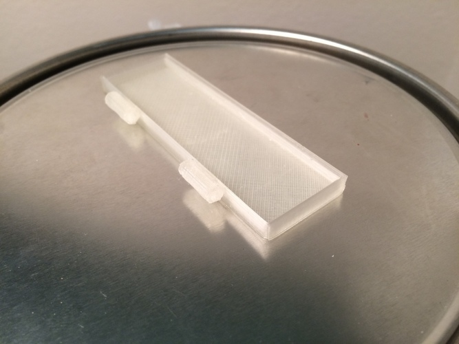 Western Blot Hinged Box 3D Print 103490
