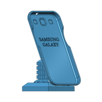 Small SAMSUNG GALAXY S3, PHONE DOC  3D Printing 103530