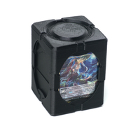Small The Cube Deck Box - Top Loader, 60+20+20 For Force of Will 3D Printing 103583