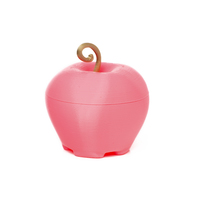 Small Jennifer's Teacher Apple Container  3D Printing 103592