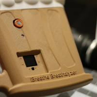 Small Talking iBreathe Breathalyzer 3D Printing 103627