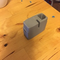Small Paintball DMAG Mockup 3D Printing 103686