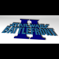 Small Star Wars Battlefront 2 by Pandemic 3D Printing 103744