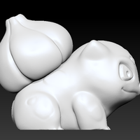 Small bulbasaur 3D Printing 103814