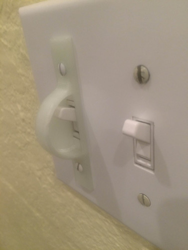 Light Switch Cover 3D Print 103918