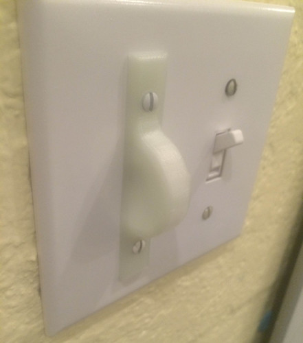 Light Switch Cover 3D Print 103919