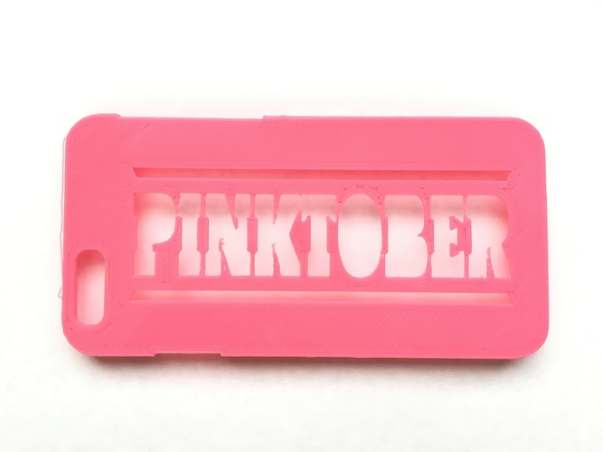 Pinktober! Support Breast Cancer Awareness Month! 3D Print 104252