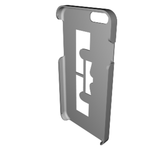 iPhone 6 Case - Lebron 3D Print 104314