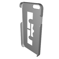 Small iPhone 6 Case - Lebron 3D Printing 104314