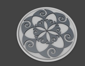 Download 3D Designs from Sacred Geometry by Misily | Pinshape