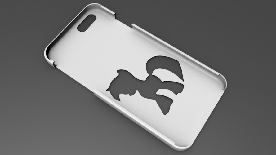 iPhone 6 Basic Case  my little pony 3D Print 104417