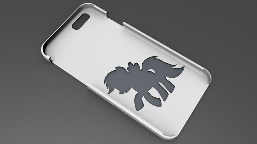 iPhone 6 Basic Case  my little pony 3D Print 104420