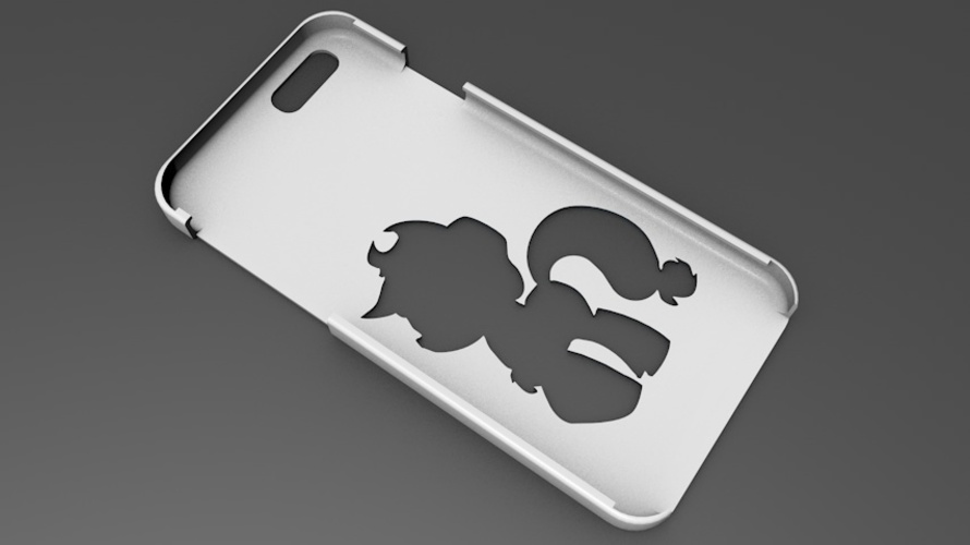 iPhone 6 Basic Case  my little pony 3D Print 104421