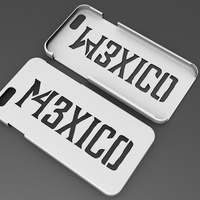 Small iPhone 6 Basic Case ayotzinapa 43 3D Printing 104422