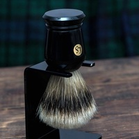 Small Shaving brush stand 3D Printing 104607